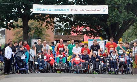 Röderhofer-Benefiz-Lauf