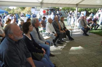 Gäste beim 20-jährigen Jubiläums des Judith-Wohnheimes in Salzgitter-Ringelheim