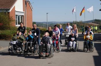 11. Röderhof-Benefiz-Lauf