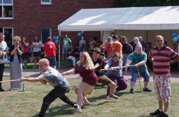 Sommerfest des CaritasNetzwerk Salzgitter