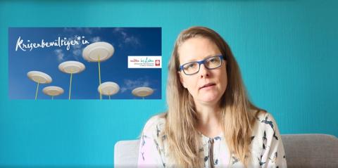 Video-Botschaft Pia Stapel